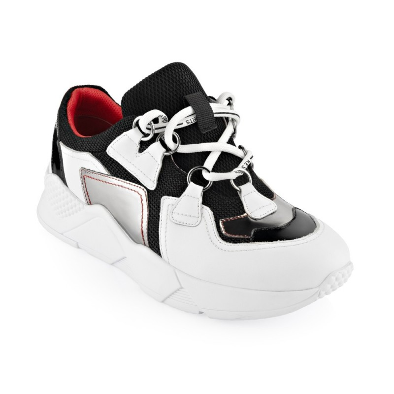 Sneakersy CAPONE bianco