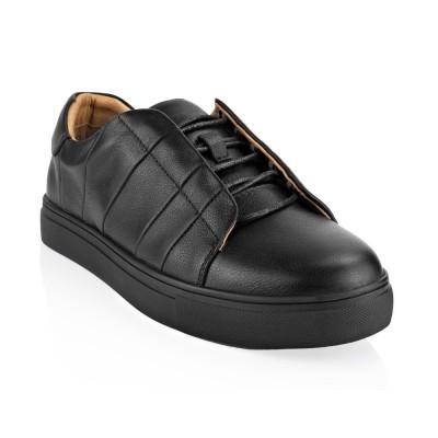 Sneakersy HORTENSJA nero