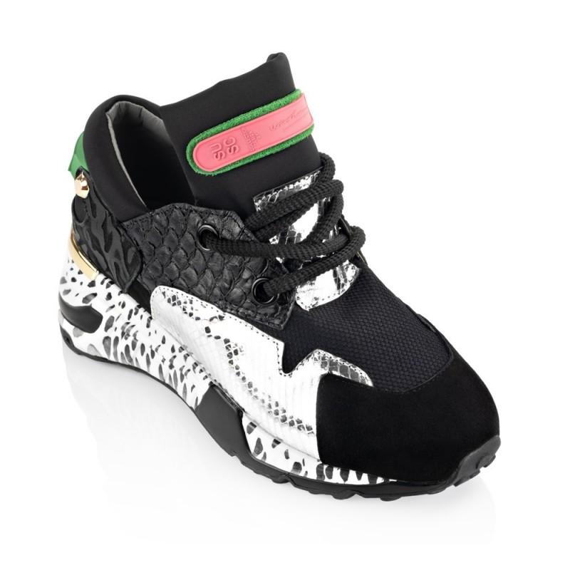 Sneakersy WERNA ARGENTO