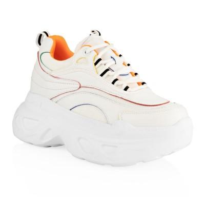 Sneakersy BLANCA orange