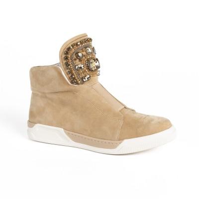 Sneakersy ALFREDA beige