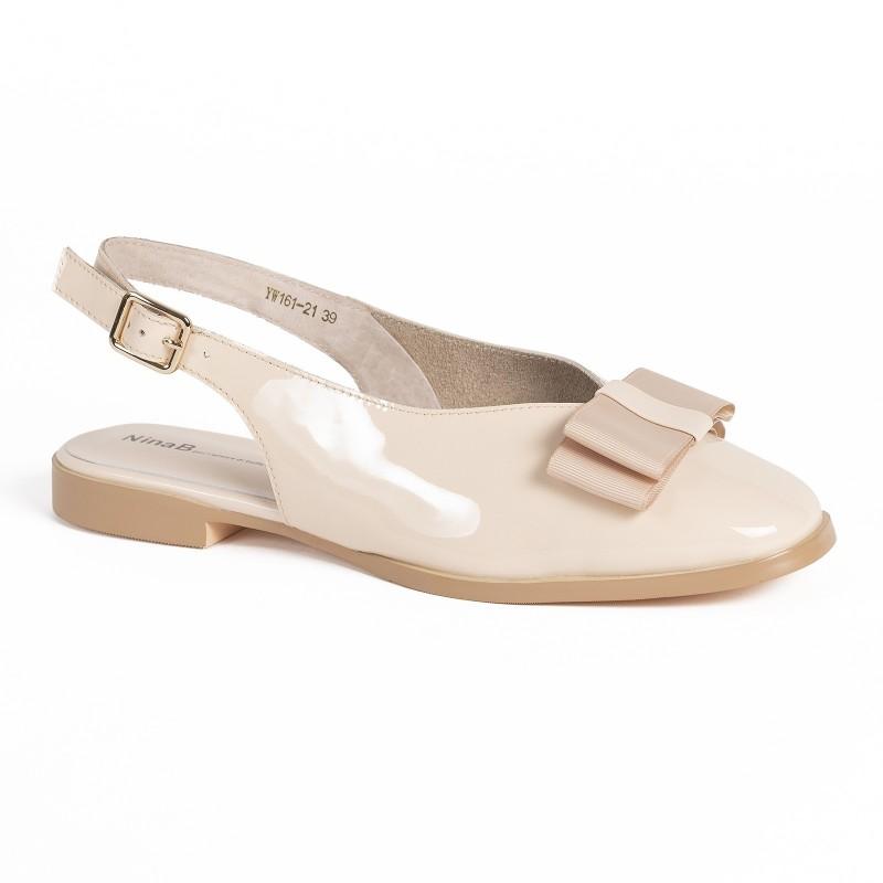 Sandałki CALVA beige