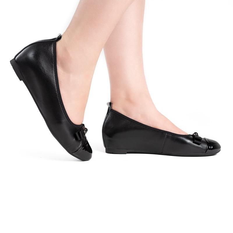 Baletki LUNA black