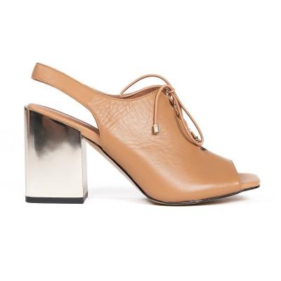 Sandałki DONNA beige
