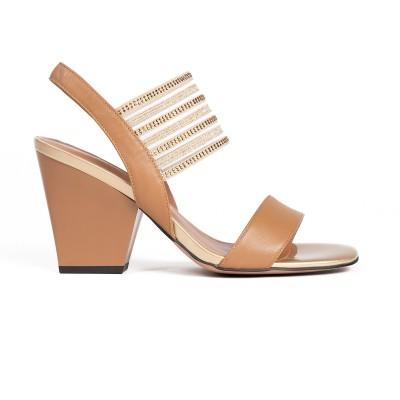 Sandałki DOLCE VITA  beige