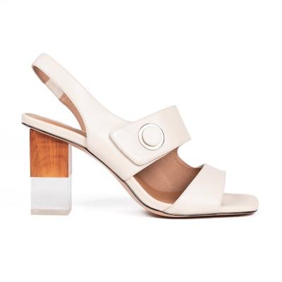 Sandałki BELLA beige