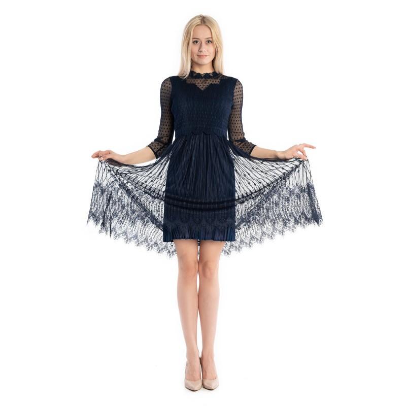 Sukienka VALENTINA IMPERIUM Granatowa