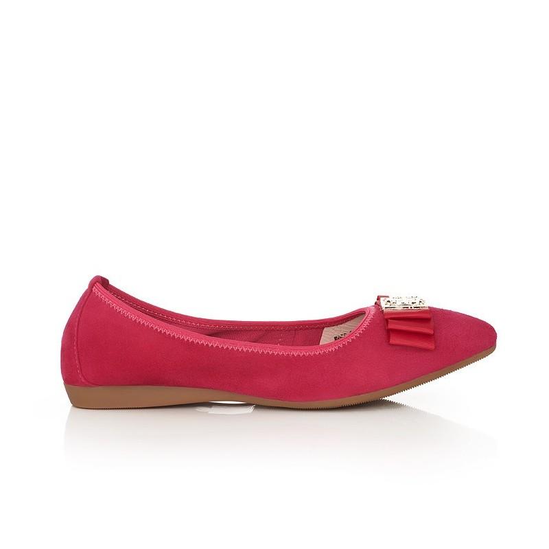 Baleriny AGGE pink
