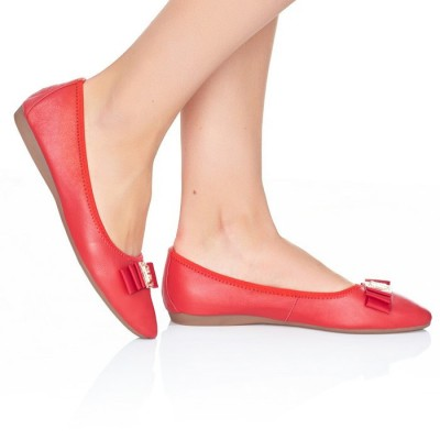Baleriny AGGE  red