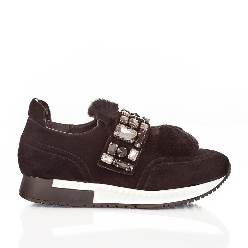 Sneakersy LUXURY