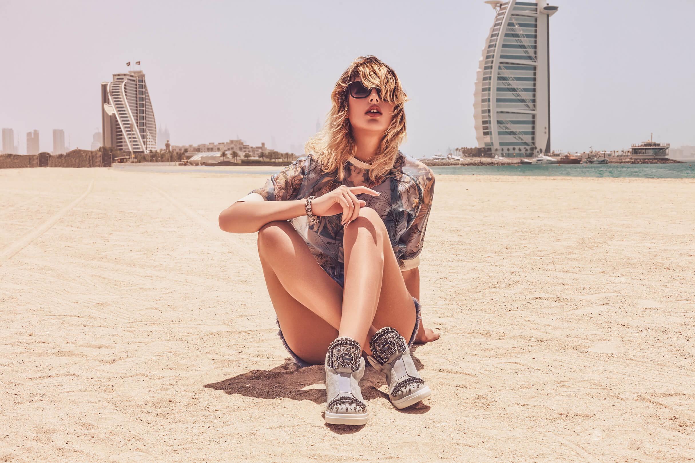 Nina Basco kolekcja Dubai