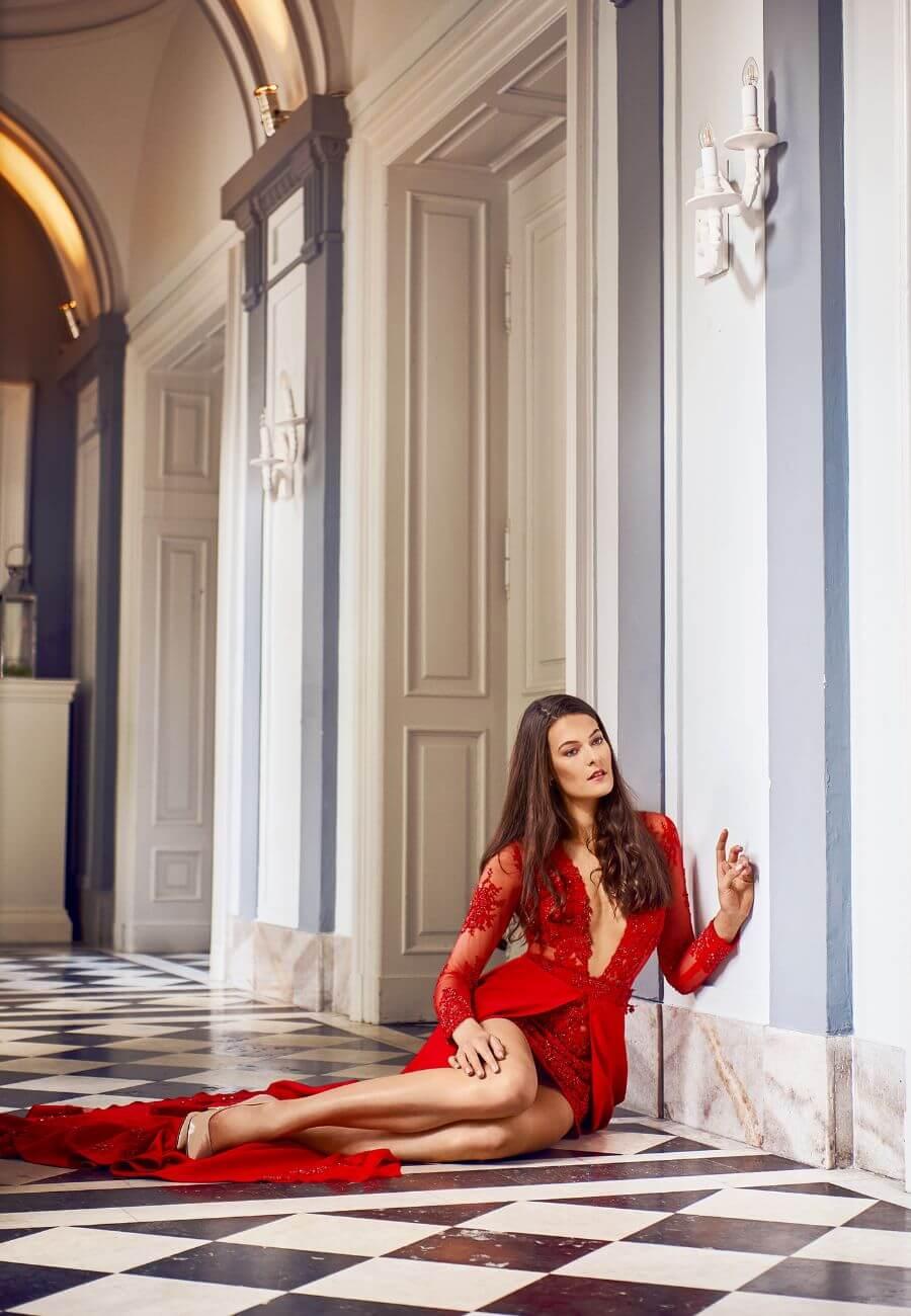 Miss Polski Szczecin - buty Nina Basco