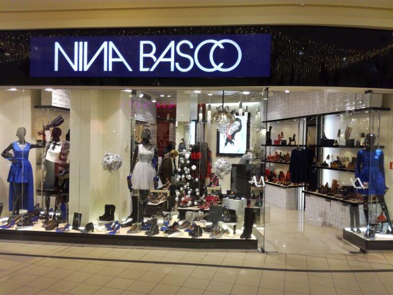 Nina Basco - sklep Warszawa - Galeria Ursynów